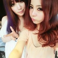 qq双人姐妹头像一对 她是不够好但是谁都代替不了_www.aioppo.cn
