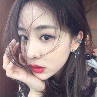 QQ卖萌女生个性头像 愿有来生眉眼如初风华如故._www.aioppo.cn