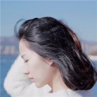 伤感女生QQ头像 青春本来就是马不停蹄地相遇和错过_www.aioppo.cn