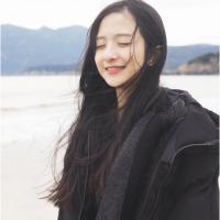不可能的事情开始便是结束 文艺长发清新女生头像_www.aioppo.cn