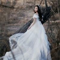 唯美森系女生头像 我有一个童话梦_www.aioppo.cn