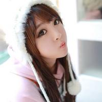 漂亮可爱姐妹QQ头像一对_www.aioppo.cn