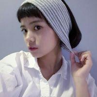 清纯可爱女生微信头像_www.aioppo.cn