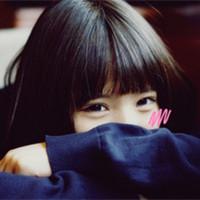 犹抱琵琶半遮面 残缺的面孔美女头像_www.aioppo.cn