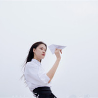 回不去的青葱岁月 很有气质的清纯女神头像_www.aioppo.cn