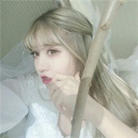 自拍一定要美美哒 韩系空气刘海长发美女头像_www.aioppo.cn